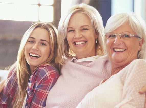 three-generations-daughter-mother-grandmother